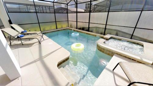 Aco Premium - 6 Bd With Pool Spa And Game Room (1735) - Kissimmee, FL 34746