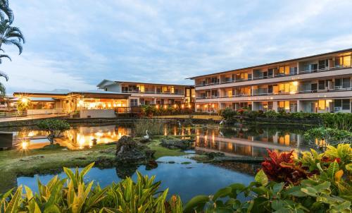 Hilo Seaside Hotel Photo