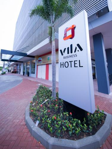 Foto de Vila Business Hotel