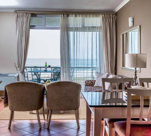 Cape Town Beachfront Apartments at Leisure Bay Photo