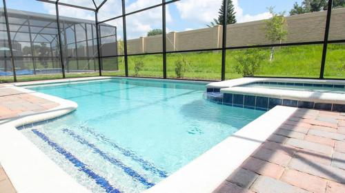 Championsgate Six Bedroom House with Private Pool P4L Photo