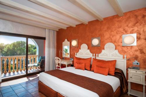 Double Room with Sea View with Spa Access Hotel & Spa Cala del Pi 11