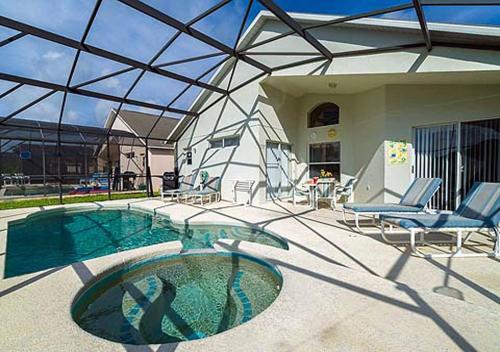 Emerald Island Retreat One - Kissimmee, FL 34747