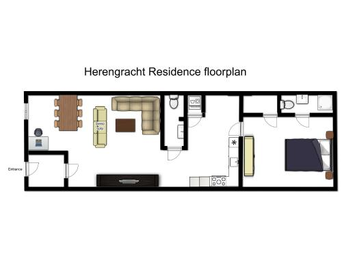 Herengracht Residence photo 12
