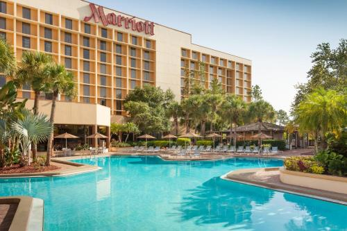 Orlando Airport Marriott Lakeside impression