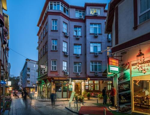 Istanbul Yeni Hotel tek gece fiyat