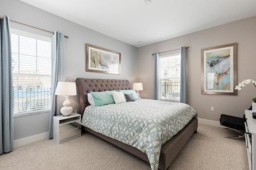 Summerville Resort Five Bedroom Townhome Sv112 - Kissimmee, FL 34747
