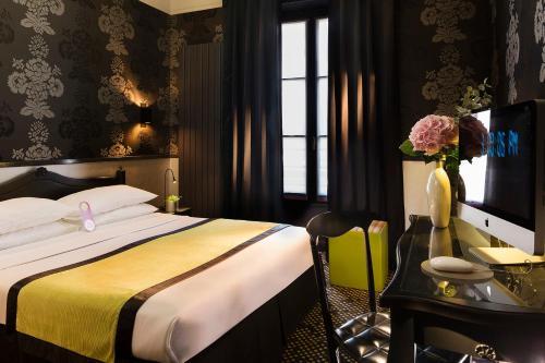 Hotel Design Sorbonne photo 52