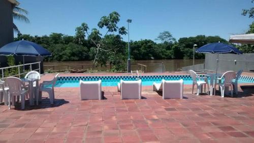 Foto de Hotel Pintado Azul