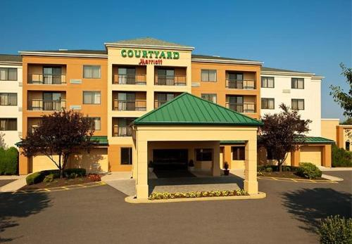 Captivating Courtyard By Marriot Cranbury South Brunswick Good Looking