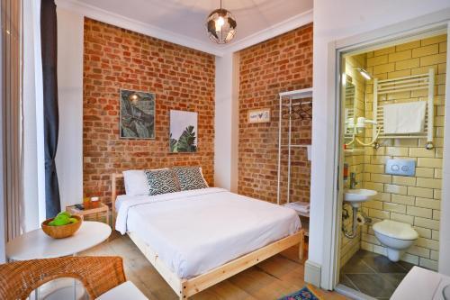 Istanbul Flats Company-Firuze Apartment odalar
