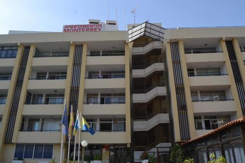 Apartamentos monterrey playa del ingles grand canary canary islands - Apartamentos monterrey playa del ingles ...
