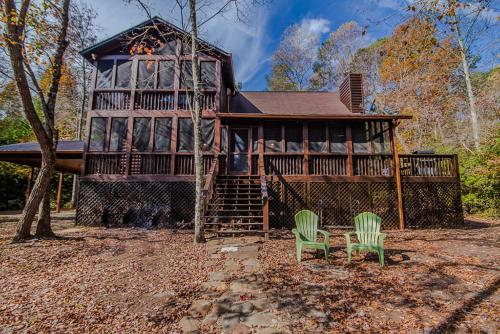 Liberty River Lodge - Ellijay, GA 30540