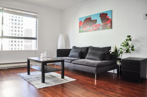 Charming Condo - Heart Of Downtown Vancouver - Vancouver, BC V6E 4K2