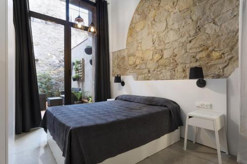 Hotel Aparteasy - Eixample Loft - 3 Open Bedrooms