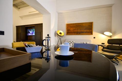 Junior Suite with Terrace Legado Alcazar 20