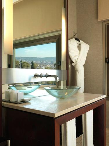 Deluxe Double or Twin Room Hotel Miramar Barcelona GL 6
