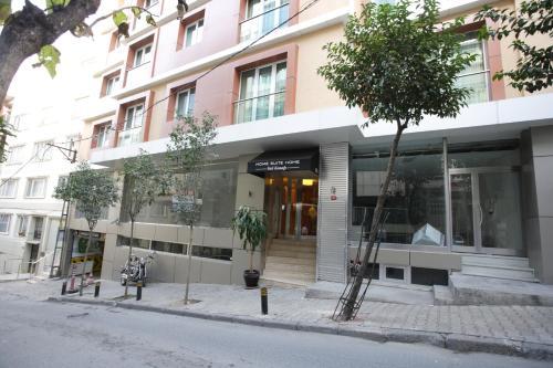 Istanbul Home Stay Home Valikonagi yol tarifi