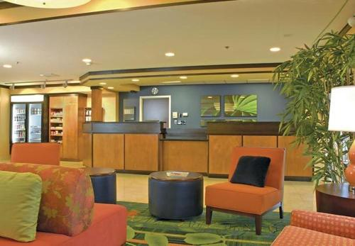 Fairfield Inn And Suites By Marriott Brunswick - Brunswick, GA 31525