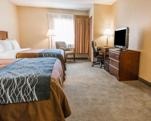 Comfort Inn Mercer Photo
