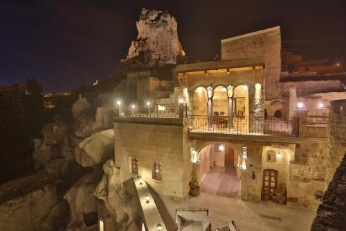 Ortahisar Abu Hayat Cave Suites online rezervasyon