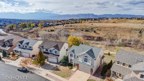 Four-bedroom Retreat In Colorado Springs - Colorado Springs, CO 80923