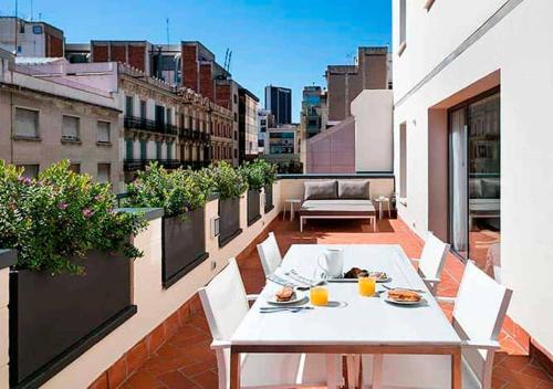 Apartment with Terrace Hotel Murmuri Barcelona 6