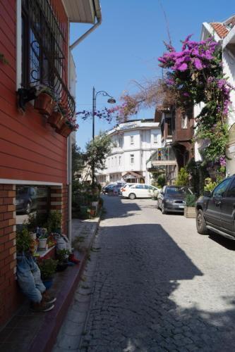 Istanbul Seyfi Bey Apart odalar