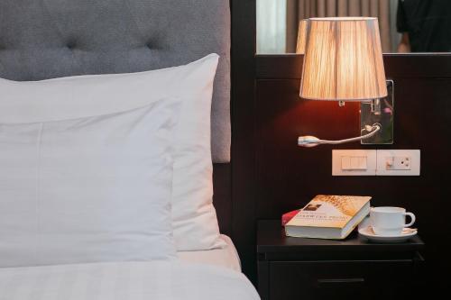 Quoc Hoa Premier Hotel & Spa photo 17