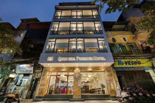Quoc Hoa Premier Hotel & Spa photo 1