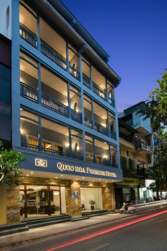 Quoc Hoa Premier Hotel & Spa photo 31