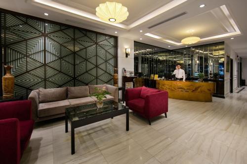Quoc Hoa Premier Hotel & Spa photo 34