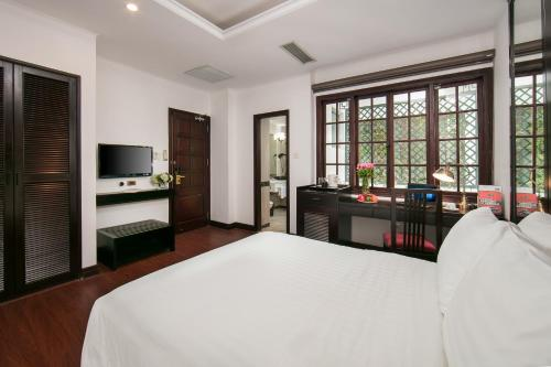 Quoc Hoa Premier Hotel & Spa photo 44