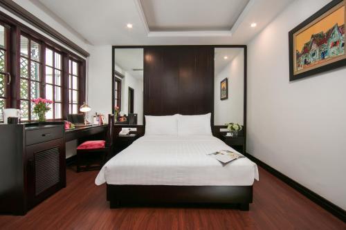 Quoc Hoa Premier Hotel & Spa photo 45