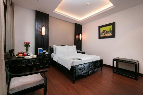 Quoc Hoa Premier Hotel & Spa photo 50