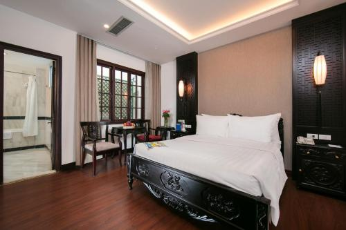 Quoc Hoa Premier Hotel & Spa photo 51