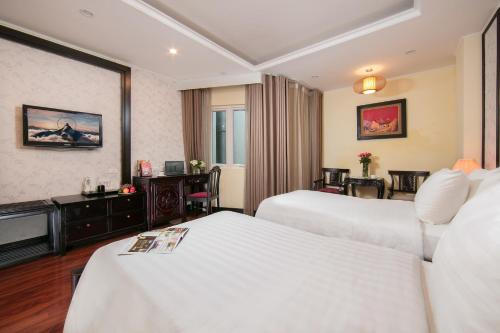 Quoc Hoa Premier Hotel & Spa photo 53