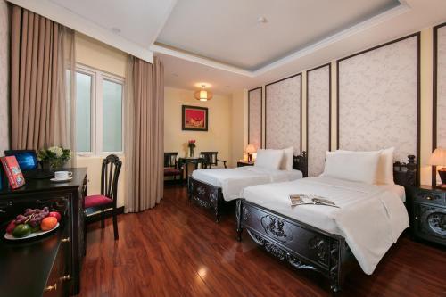 Quoc Hoa Premier Hotel & Spa photo 54
