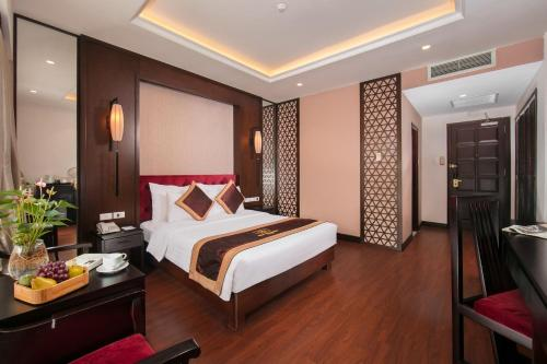 Quoc Hoa Premier Hotel & Spa photo 63