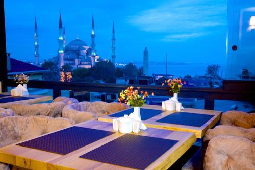 Istanbul Hotel Perula yol tarifi