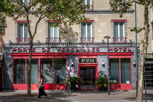 Porte de Versailles Hotel photo 61