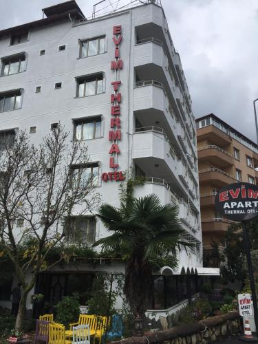 Termal Evim Apart Hotel rezervasyon