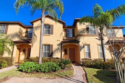 716 Regal Palms Resort Spa 4 Bedroom Townhouse In Fl