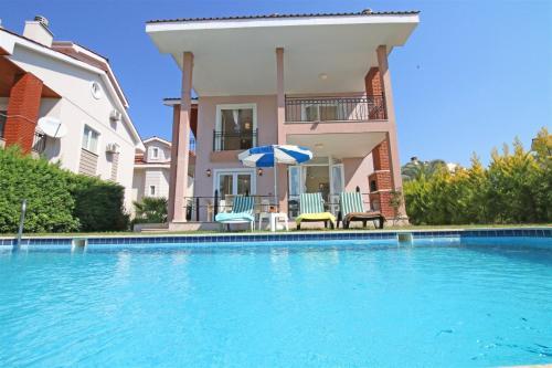 Fethiye Oasis Lettings A8 Villa tatil