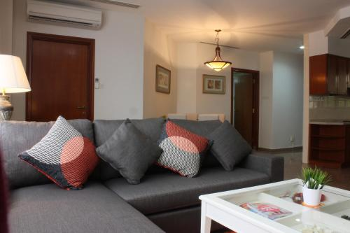 Alocassia Serviced Apartments photo 64