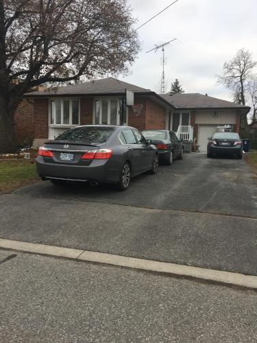 One Bedroom Basement Apartment In North York - North York, ON M3H 4N6