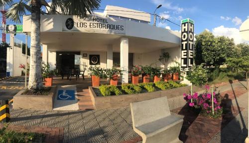 Foto de Hotel Los Estoraques