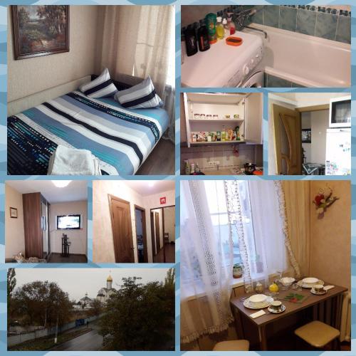 HotelApartments on Parhomenko st.