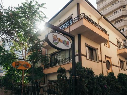 Ankara Deeps Hostel tatil