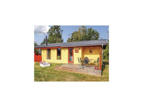 Three-bedroom Holiday Home In Hadsund